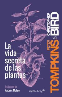 Libro LA VIDA SECRETA DE LAS PLANTAS