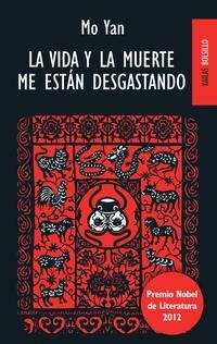 Libro LA VIDA Y LA MUERTE ME ESTAN DESGASTANDO