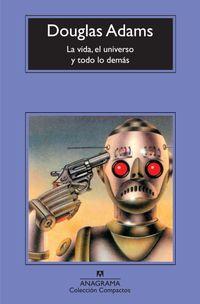 Libro LA VIDA, EL UNIVERSO Y TODO LO DEMAS