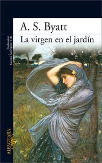 Libro LA VIRGEN EN EL JARDIN