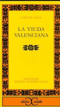 Libro LA VIUDA VALENCIANA