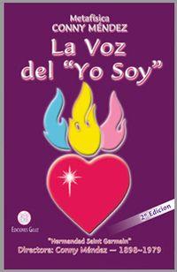 """Libro LA VOZ DEL """"YO SOY"""""""