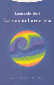 Libro LA VOZ DEL ARCO IRIS