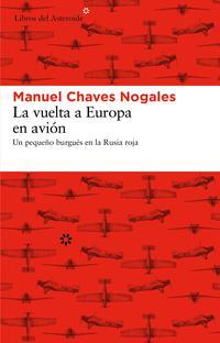 Libro LA VUELTA A EUROPA EN AVION