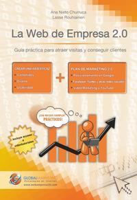 Libro LA WEB DE EMPRESA 2.0
