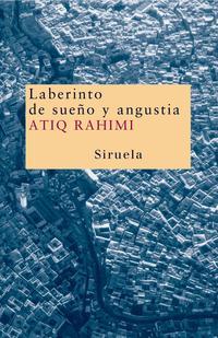 Libro LABERINTO DE SUEÑO Y ANGUSTIA