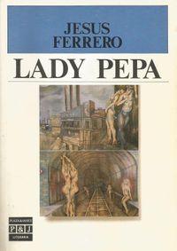 Libro LADY PEPA