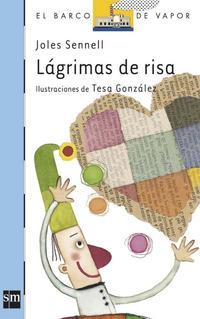 Libro LAGRIMAS DE RISA