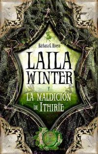 Libro LAILA WINTER Y LA MALDICION DE ITHIRIE