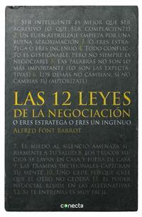 Libro LAS 12 LEYES DE LA NEGOCIACION