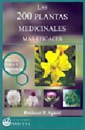 Libro LAS 200 PLANTAS MEDICINALES MAS EFICACES