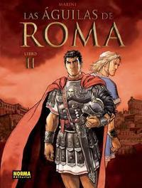 Libro LAS AGUILAS DE ROMA 2