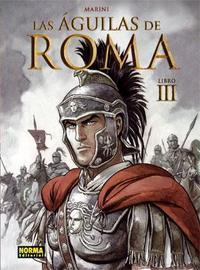 Libro LAS AGUILAS DE ROMA: LIBRO III