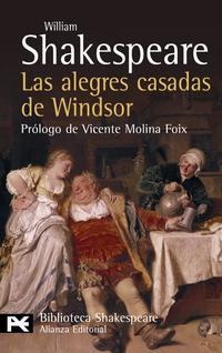 Libro LAS ALEGRES CASADAS DE WINDSOR