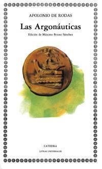 Libro LAS ARGONAUTICAS