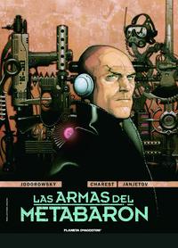 Libro LAS ARMAS DEL META-BARON