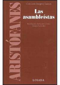 Libro LAS ASAMBLEISTAS