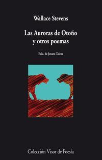 Libro LAS AURORAS DE OTOÑO Y OTROS POEMAS