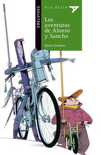 Libro LAS AVENTURAS DE ALONSO Y SANCHO