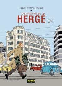 Libro LAS AVENTURAS DE HERGE