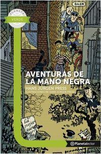 Libro LAS AVENTURAS DE LA MANO NEGRA