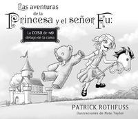 Libro LAS AVENTURAS DE LA PRINCESA Y EL SEÑOR FU