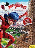 Libro LAS AVENTURAS DE LADYBUG. PEGATINAS Y ACTIVIDADES