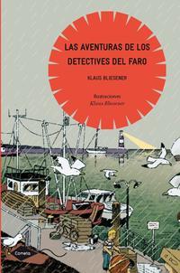 Libro LAS AVENTURAS DE LOS DETECTIVES DEL FARO