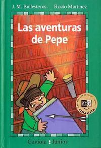 Libro LAS AVENTURAS DE PEPE