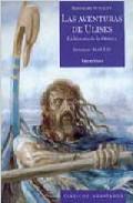 Libro LAS AVENTURAS DE ULISES: LA HISTORIA DE LA ODISEA: AUXILIAR ESO