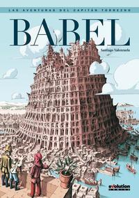 Libro LAS AVENTURAS DEL CAPITÁN TORREZNO. BABEL