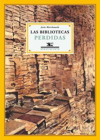Libro LAS BIBLIOTECAS PERDIDAS