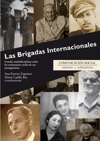 Libro LAS BRIGADAS INTERNACIONALES