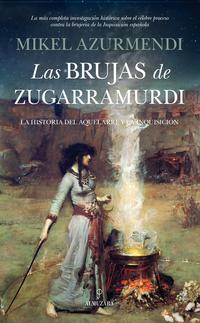 Libro LAS BRUJAS DE ZUGARRAMURDI
