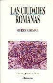 Libro LAS CIUDADES ROMANAS