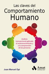 Libro LAS CLAVES DEL COMPORTAMIENTO HUMANO: CONOCERSE Y CONOCER A LOS DEMAS