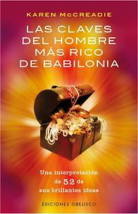 Libro LAS CLAVES DEL HOMBRE MÁS RICO DE BABILONIA