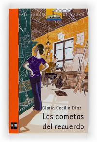 Libro LAS COMETAS DEL RECUERDO
