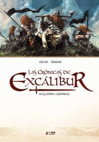 Libro LAS CRONICAS DE EXCALIBUR INTEGRAL Nº 2: SEGUNDA CRONICA