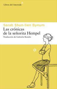 Libro LAS CRONICAS DE LA SEÑORITA HEMPEL