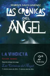 Libro LAS CRONICAS DEL ANGEL - LA VINDICTA