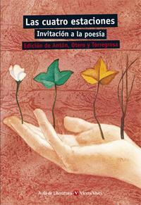 Libro LAS CUATRO ESTACIONES, INVITACION A LA POESIA: AUXILIAR BUP
