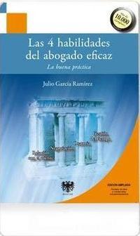 Libro LAS CUATRO HABILIDADES DEL ABOGADO EFICAZ