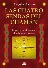 Libro LAS CUATRO SENDAS DEL CHAMAN