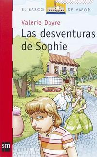 Libro LAS DESVENTURAS DE SOPHIE