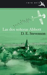Libro LAS DOS SEÑORAS ABBOTT
