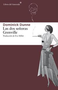 Libro LAS DOS SEÑORAS GRENVILLE