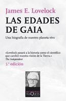 Libro LAS EDADES DE GAIA: UNA BIOGRAFIA DE NUESTRO PLANETA VIVO