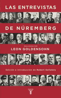 Libro LAS ENTREVISTAS DE NUREMBERG