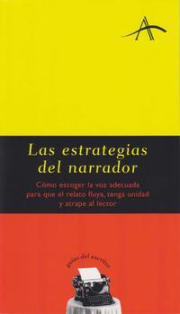 Libro LAS ESTRATEGIAS DEL NARRADOR